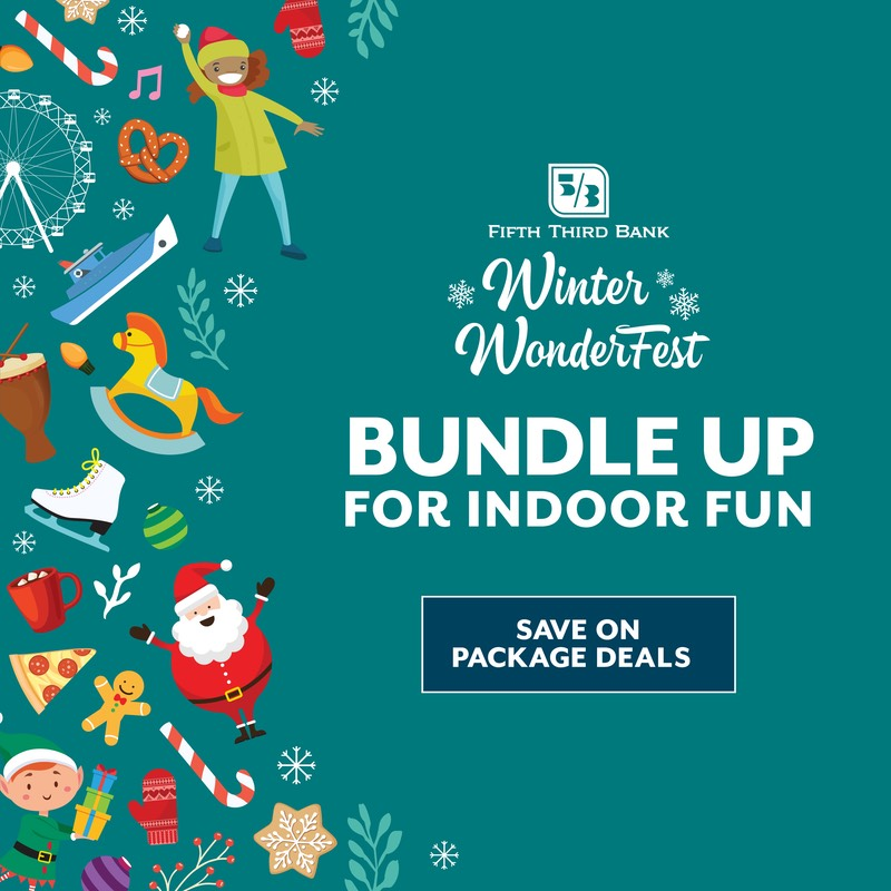 Winter WonderFest - Save on package deals