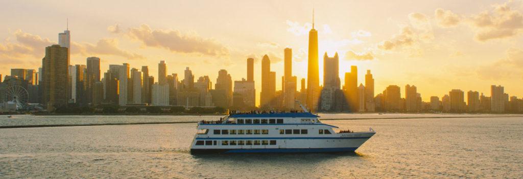 Mystic Blue Dinner Cruises