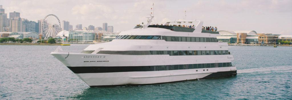 Odyssey Lake Michigan Lunch Cruise