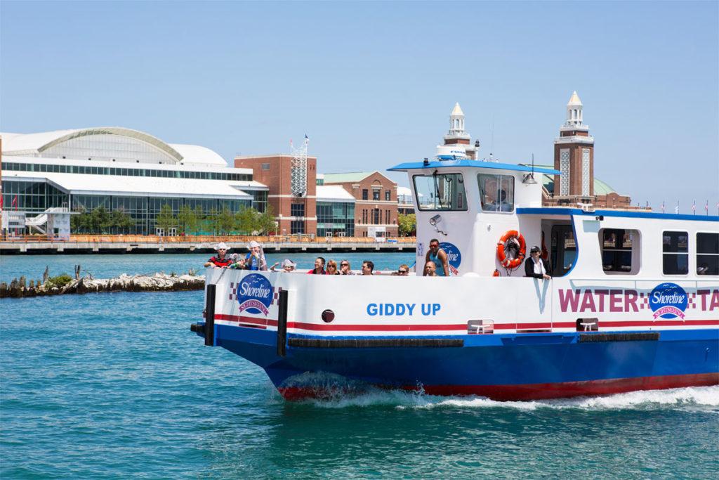Shoreline Water Taxis