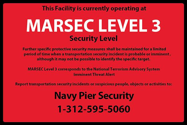 marsec-level-3