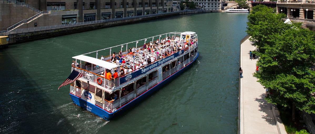 Shoreline Architecture River Tours Navy Pier