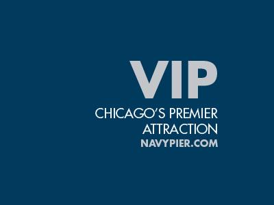 Navy Pier VIP Card