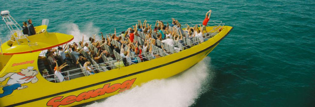 Seadog Lakefront Speedboat Tours