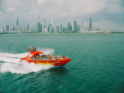 Seadog Cruises In Chicago Navy Pier