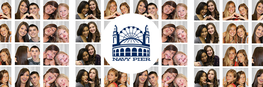 Navy Pier Photo Booth by Innovative FOTO