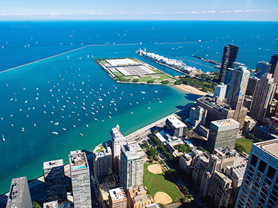 NAVY PIER AWARDED  GOLD CERTIFICATION FOR REDEVELOPMENT | Navy Pier