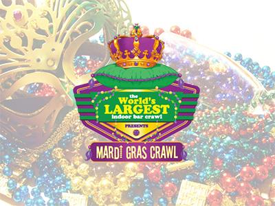 Beads, Beers, and Bars: Mardi Gras Crawl