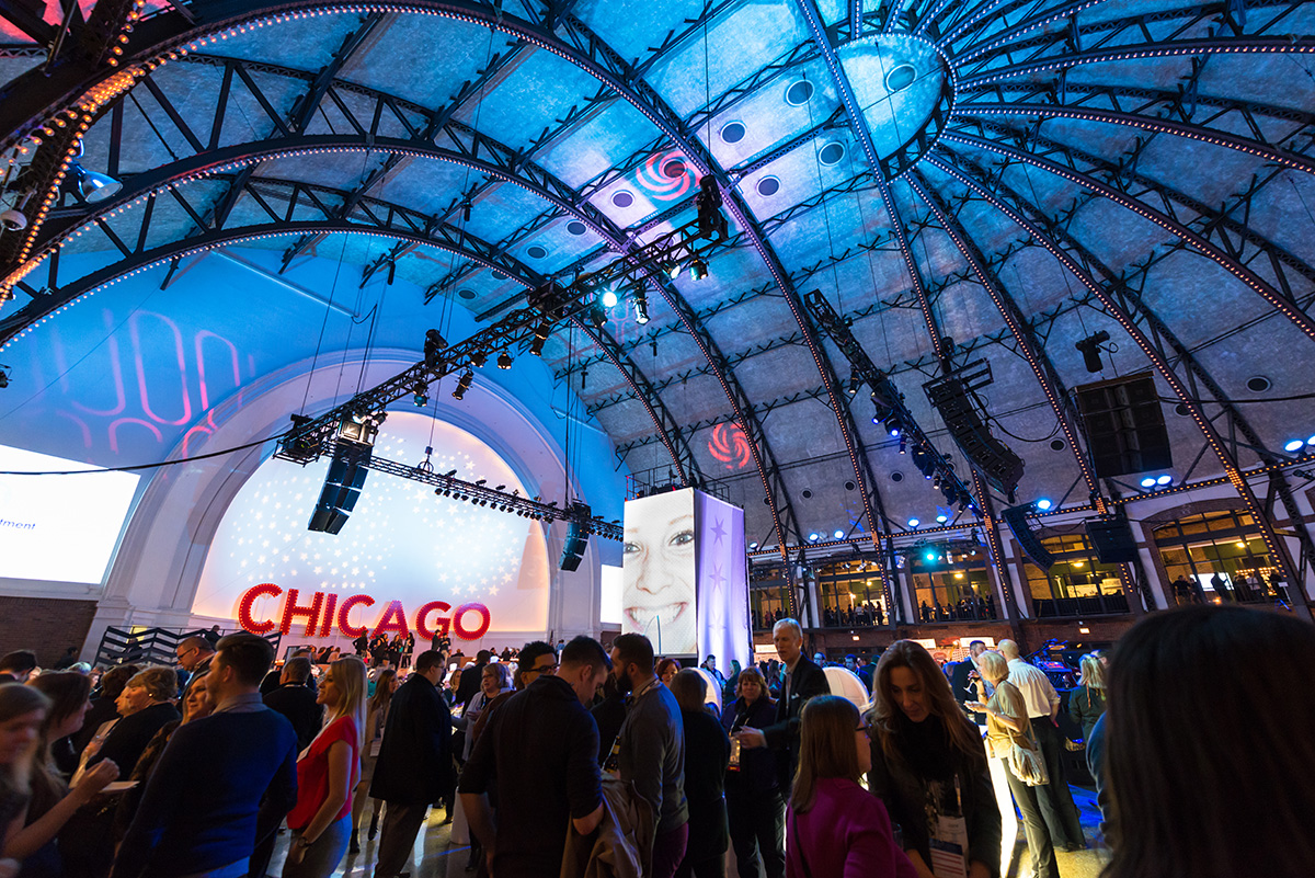 Image result for Navy Pier Aon Ballroom chicago