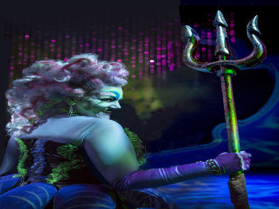 Q & A with The Little Mermaid's Ursula