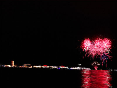 Fourth of July at Navy Pier