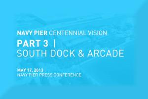 Navy Pier Centennial Vision - Part 3 South Dock & Arcade