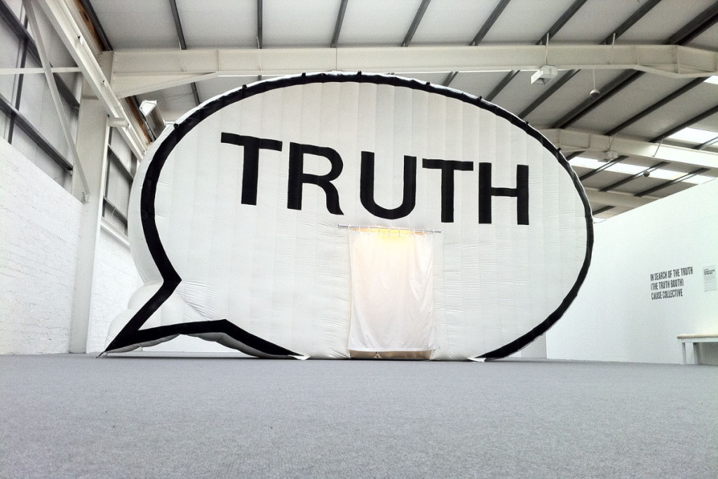 In Search of the Truth at EXPO CHICAGO