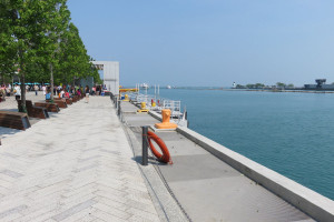 South Dock After