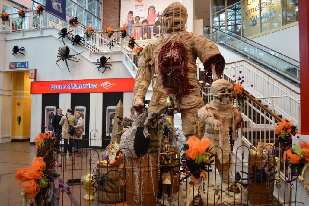 Pierfectly Spooky Halloween