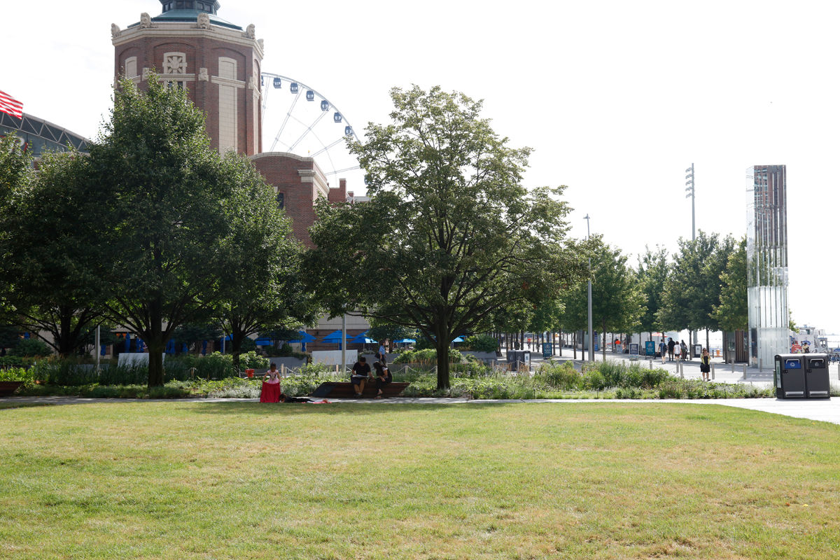 Polk Bros Park