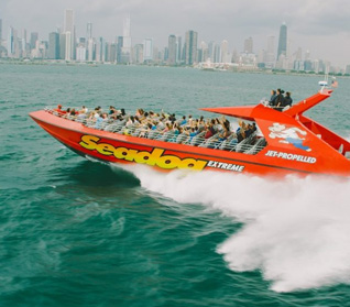 Speedboat Tours & Extreme Thrill Rides