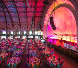 Versatile Event Spaces