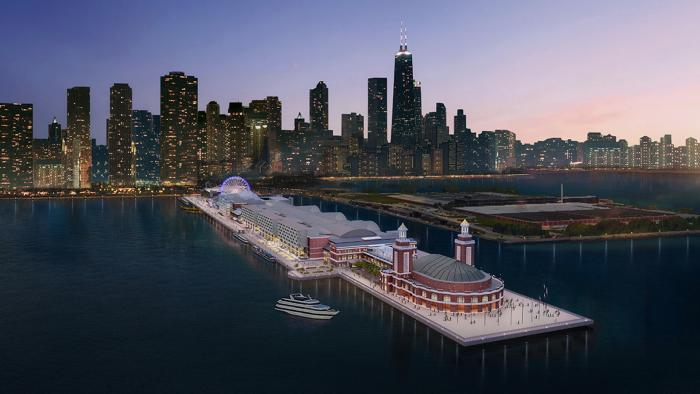 What's Next for Navy Pier? CEO Marilynn Gardner Shares Her Vision (WTTW)