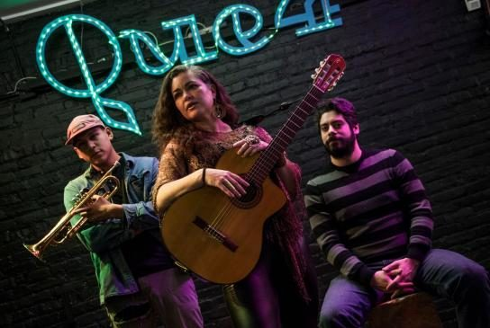Vivian Garcia Band to perform at Navy Pier as part of Make Music Chicago