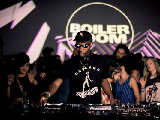 Cajmere to perform at Housegiving as part of Sequence Chicago at Navy Pier.