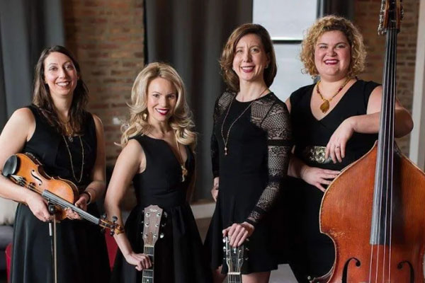 Fox Crossing Stringband to perform at Sequence Chicago at Navy Pier.