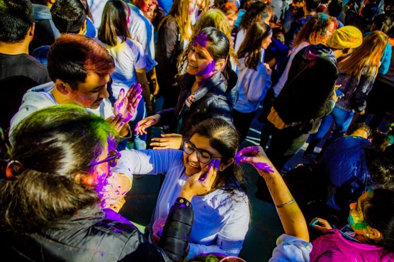 Global Connections: Holi