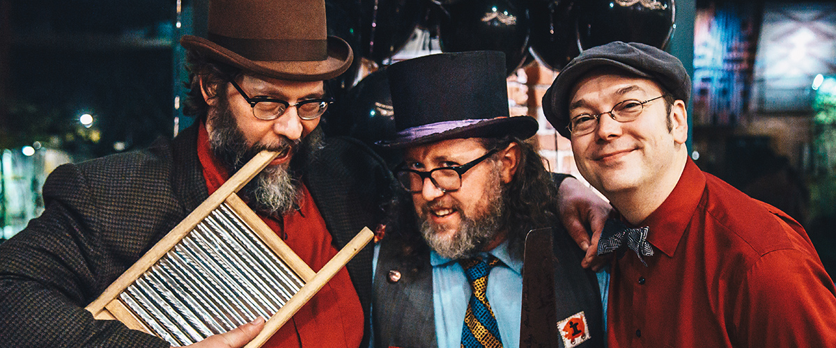 The Deep Fried Pickle Project to perform at Stoller Grooves, a free children's music series at Navy Pier
