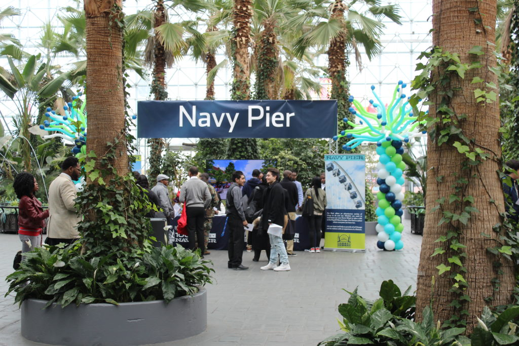 Navy Pier's 4th Annual Job Fair Expected to Draw Hundreds of Job Seekers for Seasonal Employment Opportunities