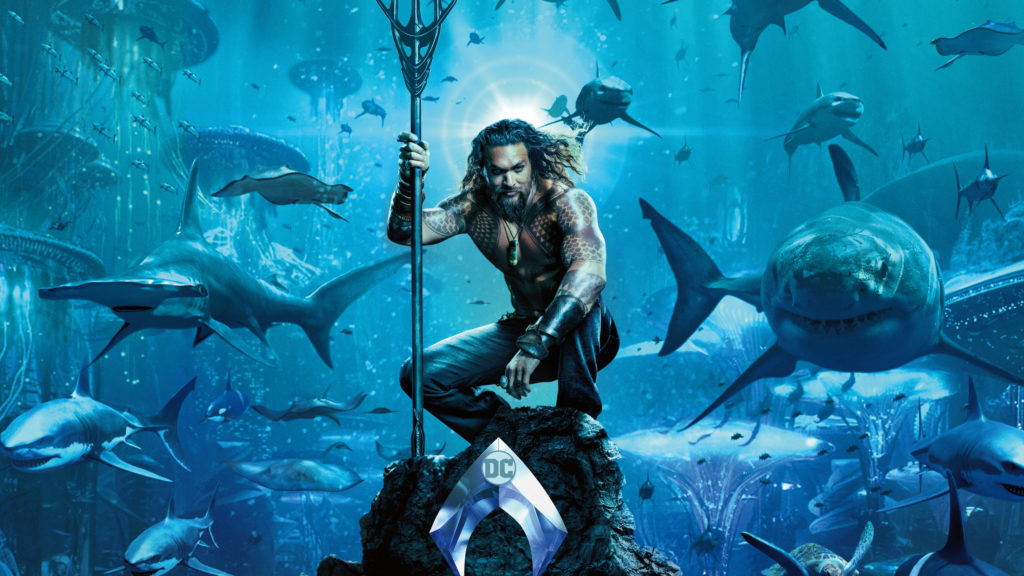 Water Flicks presented by Bubly and Pepsi | Aquaman