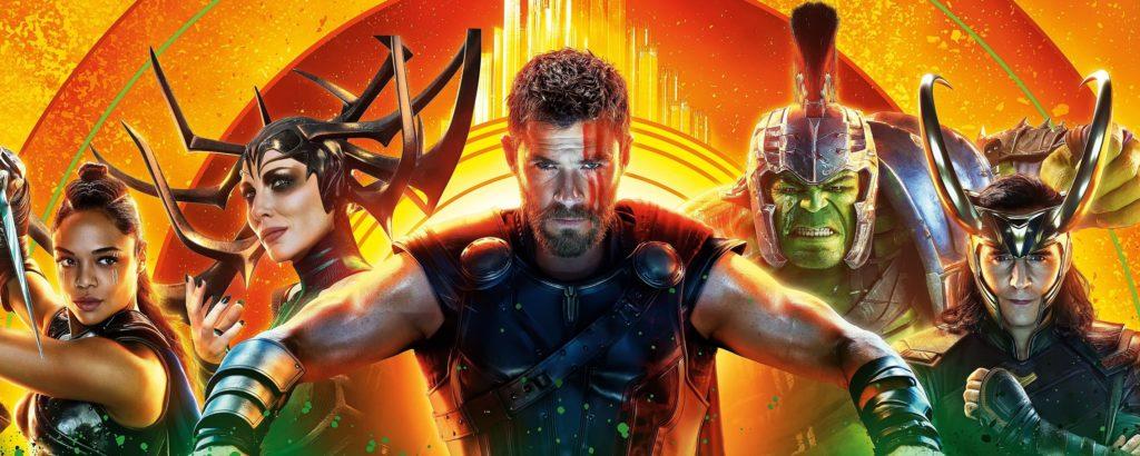 Water Flicks   Thor: Ragnarok