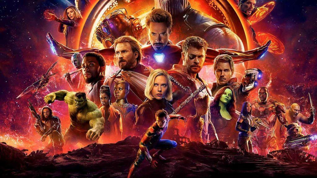 Water Flicks   Avengers: Infinity War