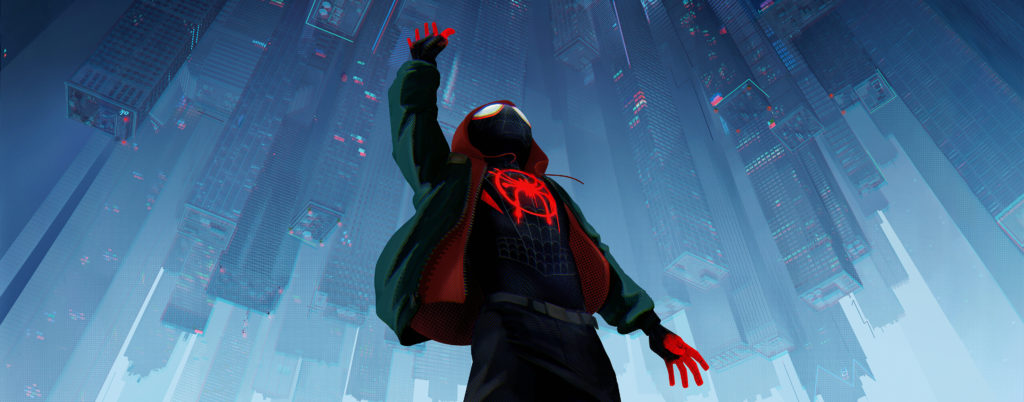 Water Flicks | Spiderman: Into the Spiderverse