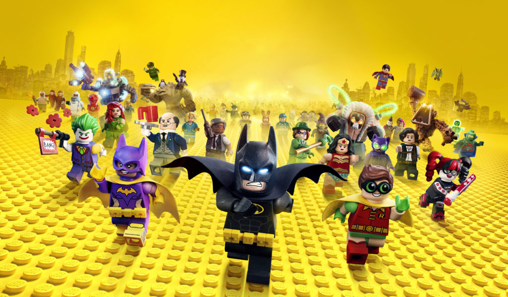 Water Flicks presented by Bubly and Pepsi | The Lego Batman Movie