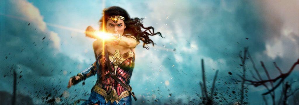Water Flicks   Wonder Woman