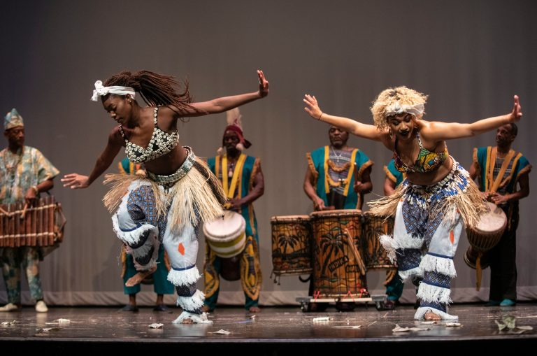 Evolution of African Dance