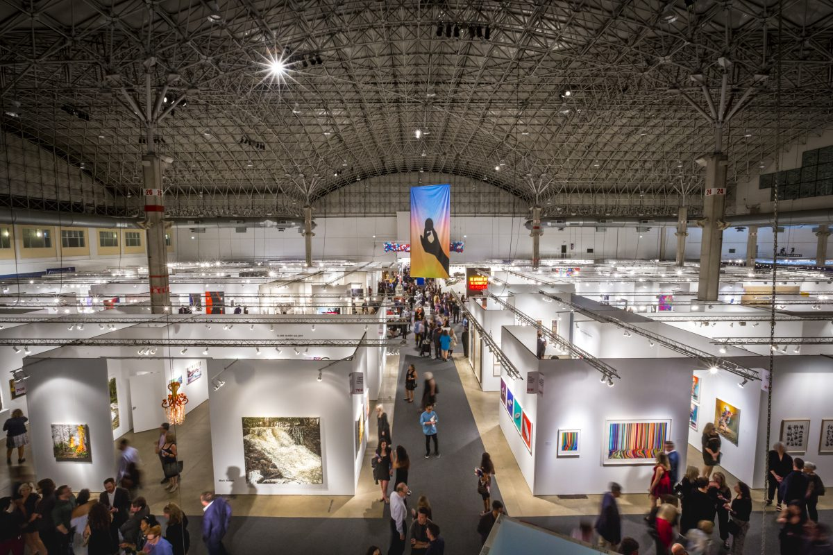 EXPO CHICAGO IS BACK