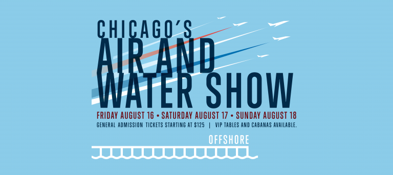 Offshore Rooftop & Bar: Air and Water Show Viewing Party