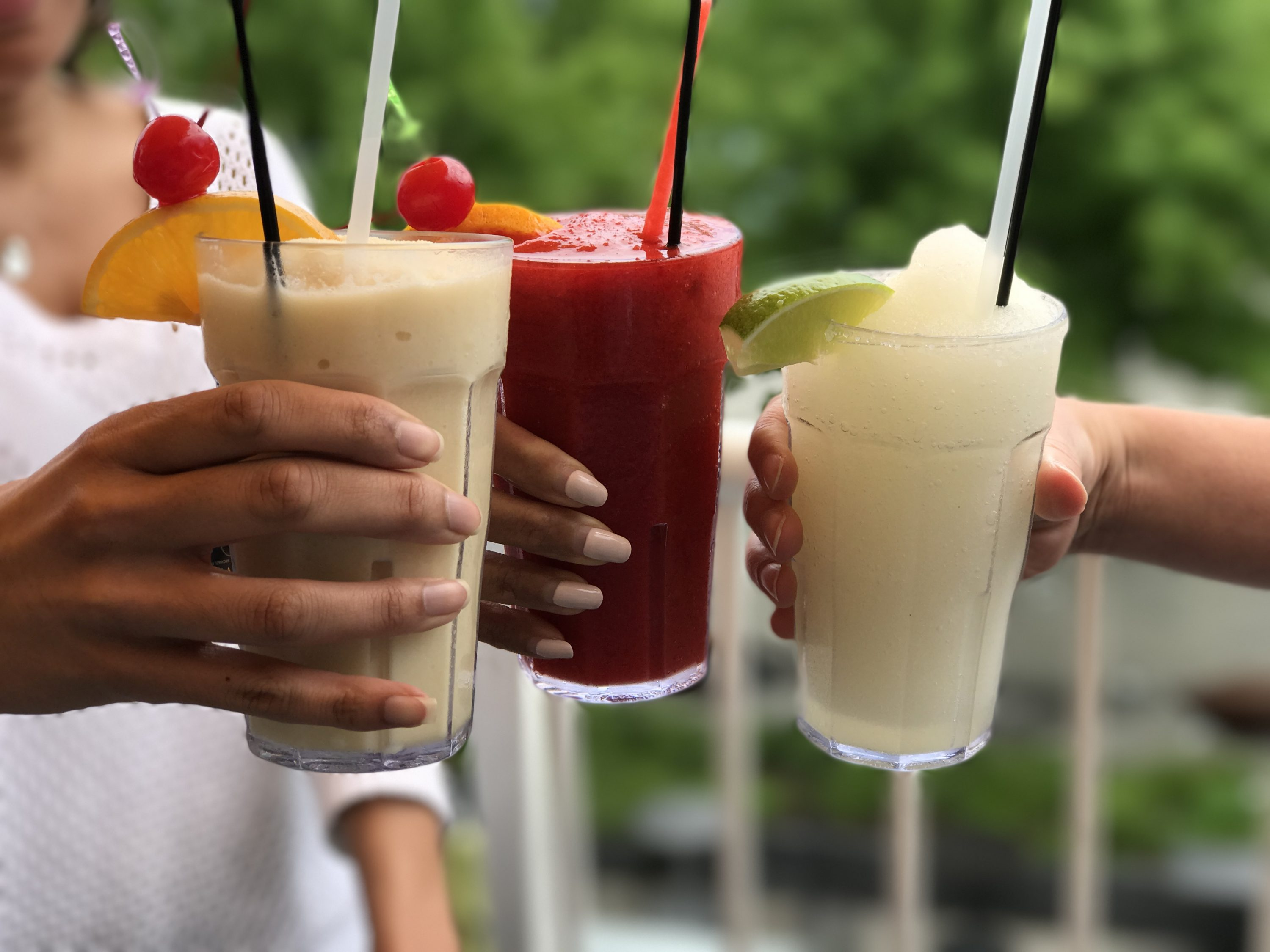 6 Delightful Frozen Drinks & Beverages