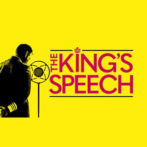 The King's Speech<br />September 12–October 20, 2019