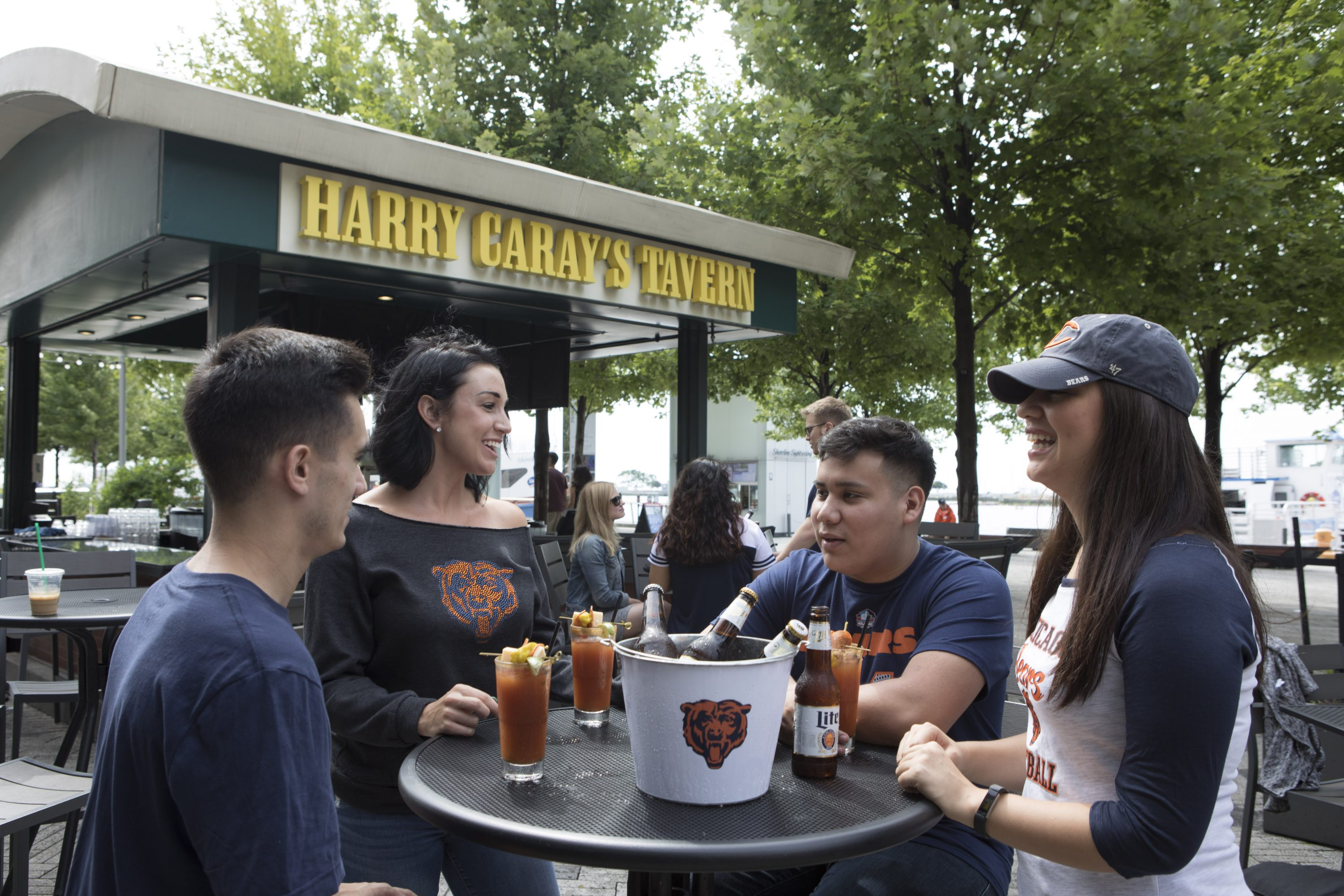 MILLER LITE PRESENTS CHICAGO BEARS: PARK, TAILGATE AND RIDE