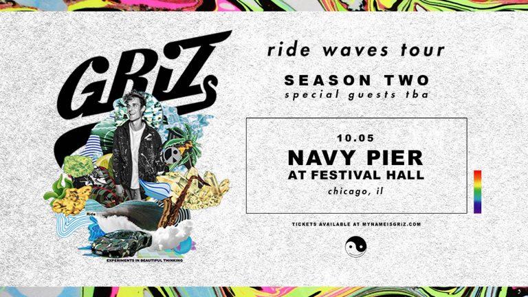 GRiZ – Ride Waves Tour: Season Two
