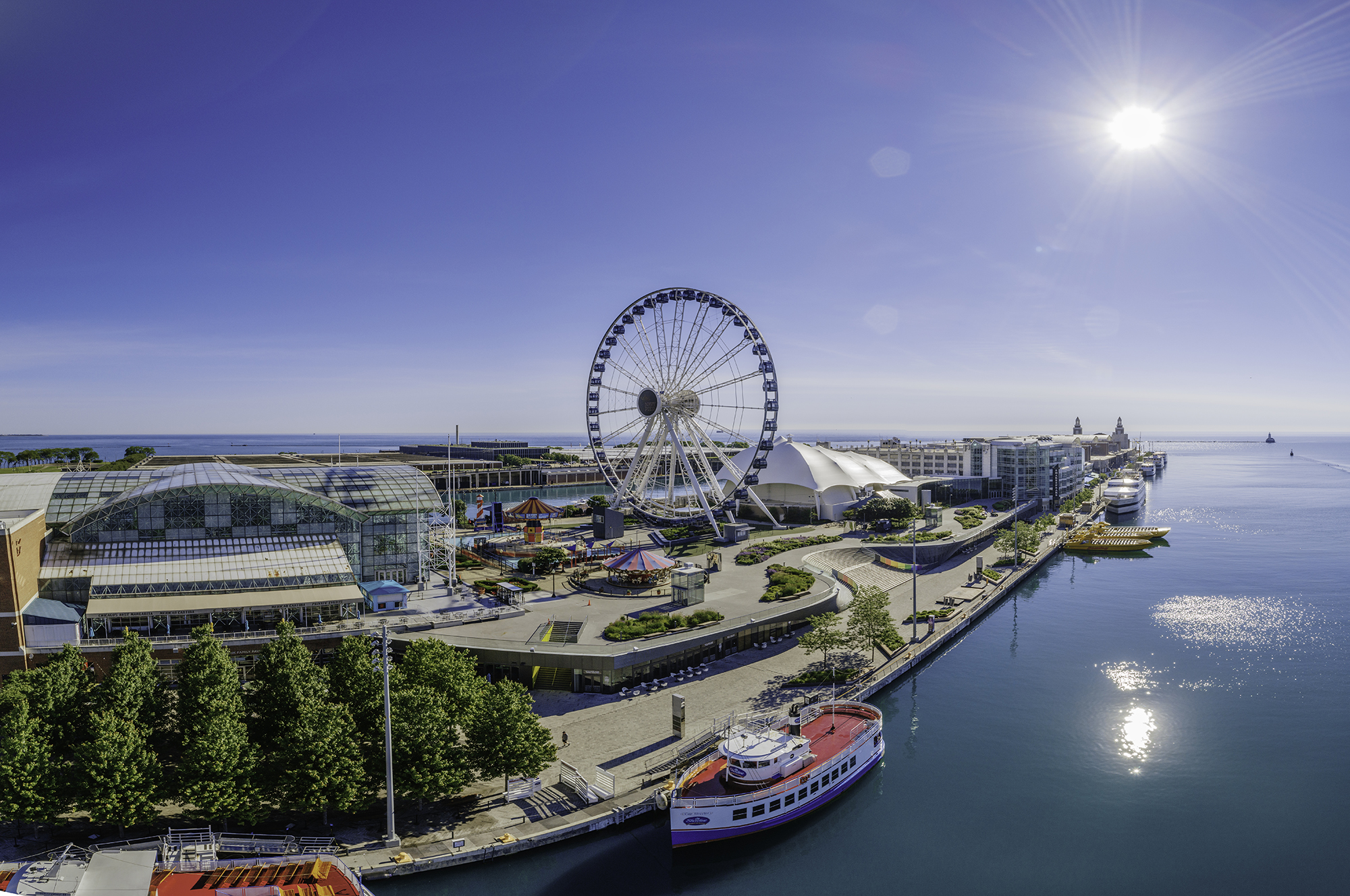 Navy Pier | A Chicago Landmark