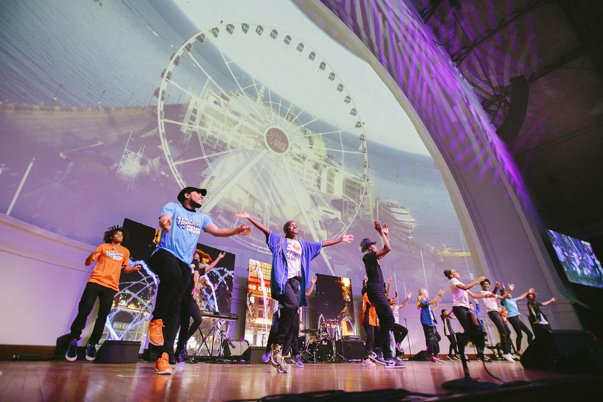 A Celebration ExPIERience: Navy Pier's Centennial Gala