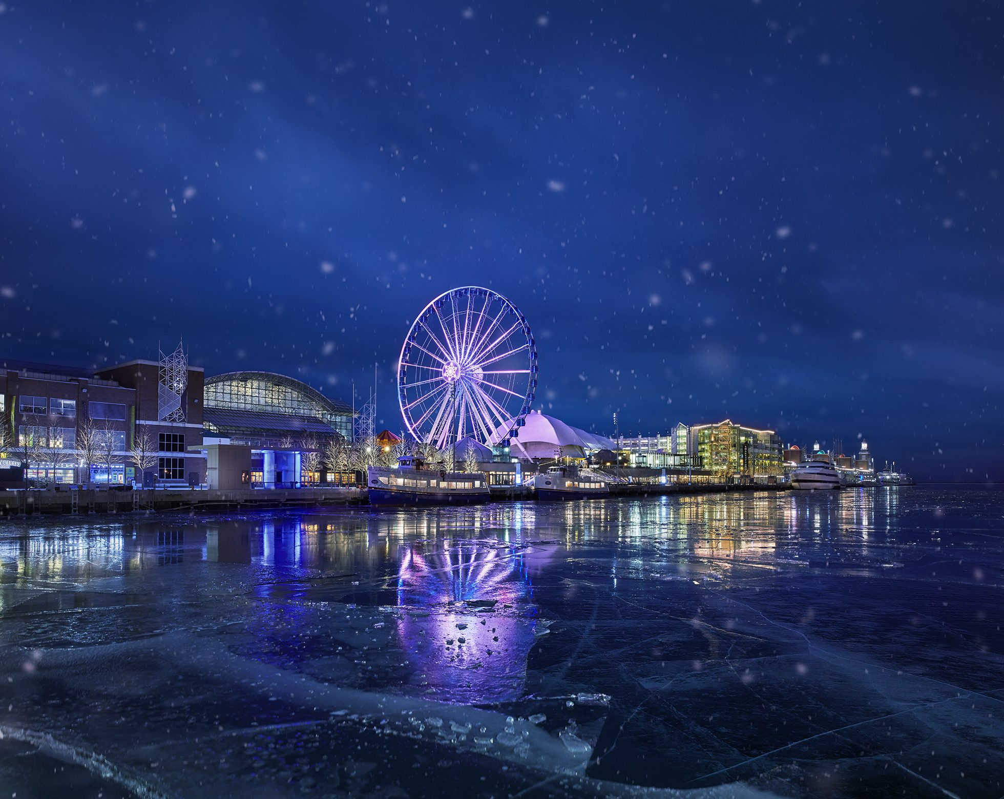 Private Events at Fifth Third Bank Winter WonderFest