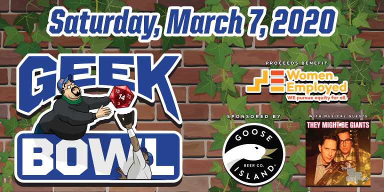 Geek Bowl XIV: America's Biggest Trivia Night!