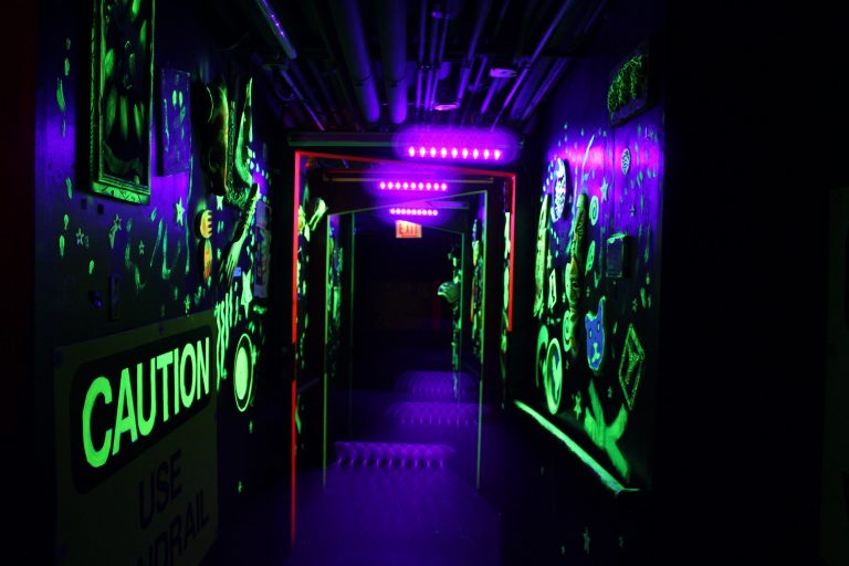 Get into the Halloween Spirit with Navy Pier's Haunted Maze
