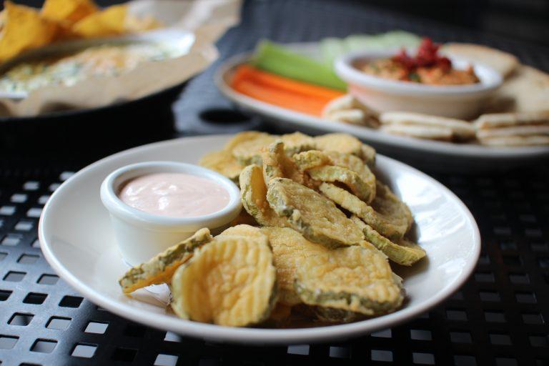 10 Tasty Snack Options at Navy Pier