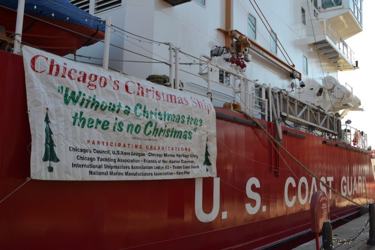 Chicago Christmas Ship