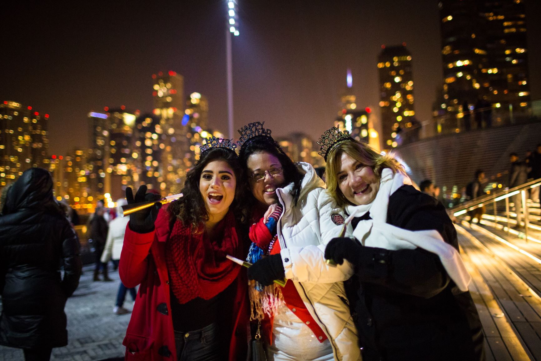 8 Ways to Celebrate New Year's Eve at Navy Pier